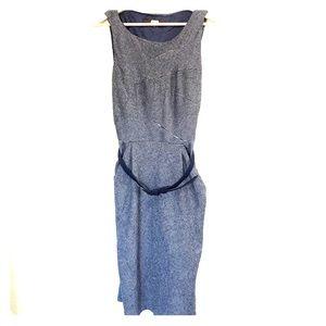 Eva Franco Anthropologie wool dress